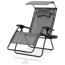Best Choice Products 0 Gravity Reclining Lounge Patio Chairs