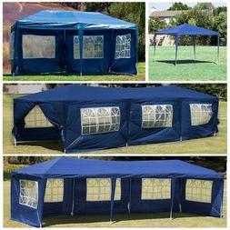 10' 20' 30' Outdoor Party Tent Patio Gazebo Canopy Wedding w