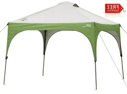 Coleman 10 x 10 Canopy Sun Shelter Tent with Instant Setup