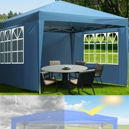 10' x 10' Gazebo Canopy Party Tent Wedding Outdoor Pavilion