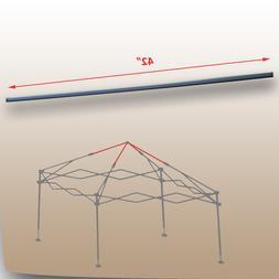 Coleman 10' x 10' Straight Leg Instant Canopy/Gazebo Metal T