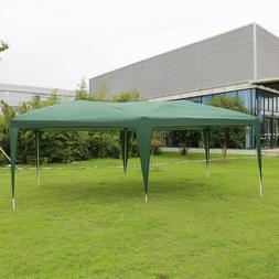 Kinbor 10' X 20' Big Party Canopy Wedding Tent Flea Market P