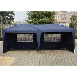 10' x 20'EZ POP UP Party Tent Outdoor Patio Wedding Gazebo C