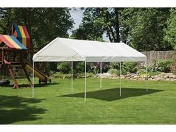 ShelterLogic 10' X 20' MAX AP Canopy 6 Legs Model 25757 Co
