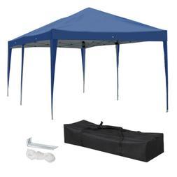 10 x 20' Pop Up Canopy Gazebo Wedding Party Tent Outdoor Wat