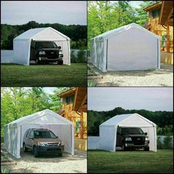 10 'x 20' Tent Car Canopy Carpa Kit Waterproof Awnings Vehic