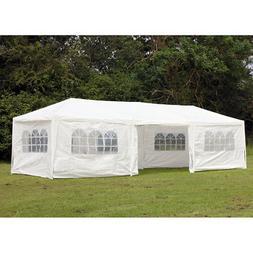 PALM SPRINGS 10' x 30' Party Tent Wedding Canopy Gazebo Pavi