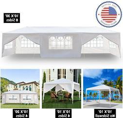 10' x10'/ 20'/30' Party Wedding Garden BBQ Tent Outdoor Gaze