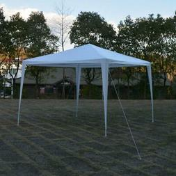 10'x10' Canopy Wedding Party Tent Gazebo Pavilion Cater Even