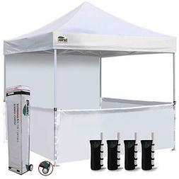 10'x10' Ez Pop-up Booth Canopy Tent Commercial Instant Canop