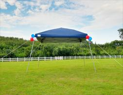 10'x10' EZ Pop Up Canopy Party Tent Outdoor Patio Gazebo Eve