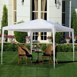 10'x10' Outdoor Party Wedding Patio Tent Canopy Heavy duty G