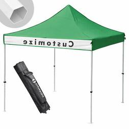 10'X10' Pop Up Canopy Tent Outdoor Event Instant Shade Shelt