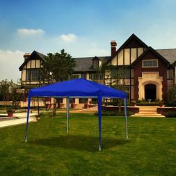 10'x10' Pop Up Outdoor Wedding Party Canopy Tent Patio Gazeb