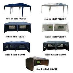 10 x20 EZ Pop UP Wedding Party Tent Folding Gazebo Canopy He