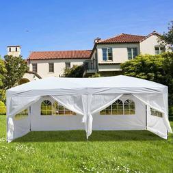 10'x20' Outdoor Party Wedding Tent Patio Gazebo Garden Canop