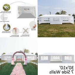 10 x30 gazebo canopy party tent wedding
