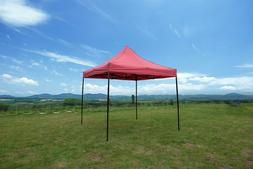 10x10 Heavy Duty Instant Canopy EZ Pop Up Canopy Party Tent