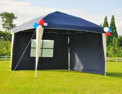10x10  EZ Pop Up Canopy Party Tent Wedding Tent Gazebo Outdo