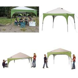 10x10 Instant Canopy Sun Shade Tent Steel Pegs Backyard Camp
