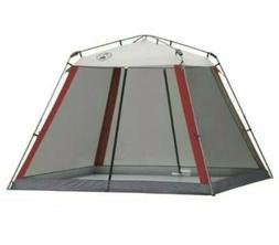 Coleman 10'x10' Instant Screen house Canopy Shade Tent-B