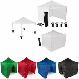 10x10 Pop Up Canopy Tent Instant Sun Shade Rain Shelter Outd