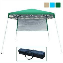 Quictent 10x10 Pop Up Canopy Tent Ez up Outdoor Canopy with