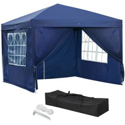 10x10 pop up canopy wedding party tent
