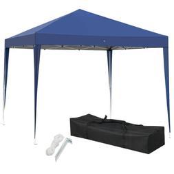 10x10 Portable EZ Pop Up Canopy Garden Gazebo Wedding Party