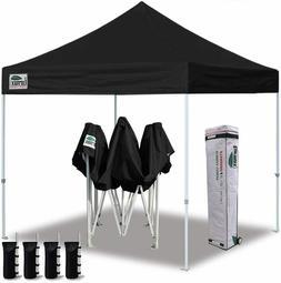 10x10 Waterproof EZ Pop Up Patio Canopy Outdoor Gazebo Insta