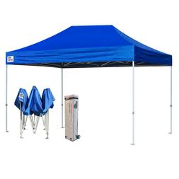 10X15 Ez Pop Up Canopy Outdoor Weeding Party Instant Shade T