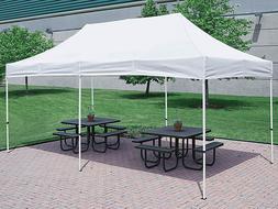 10x20 Canopy Tent Outdoor EZ Pop Up Gazebo Party Wedding Ins