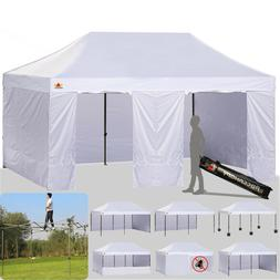ABCCANOPY 10x20 AbcCanopy Pop up Canopy Commercial Shelter B
