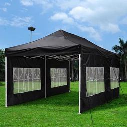 10x20Ft Outdoor EZ Pop Up Canopy Instant Folding Wedding Par