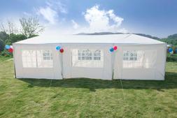 10x30 Outdoor Party Tent Wedding Canopy Patio Gazebo Heavy D