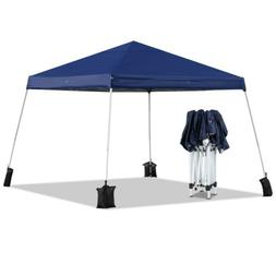 12 x12 EZ Pop UP Wedding Party Tent Folding Gazebo Canopy He
