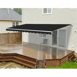 ALEKO 13 x 10 ft. Retractable Home Patio Canopy Awning