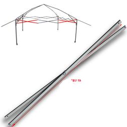 Coleman 13 x 13 Instant Eaved Shelter Canopy Costco SIDE TRU