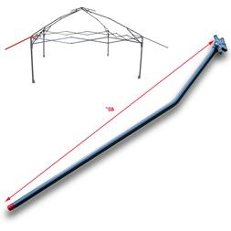 Coleman 13 x 13 Shelter Canopy Gazebo EXTEND LOWER ROOF POLE