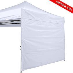 ABCCANOPY Instant Canopy SunWall  for 10x10 Feet, 10x20 Feet