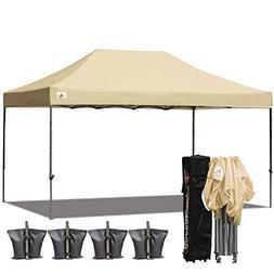 ABCCANOPY 18+Colors 10x15 Pop up Tent Instant Canopy Commerc