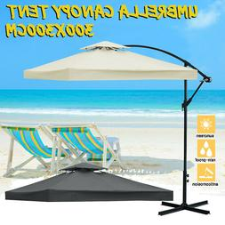 2 tier 10 x10 replacement canopy tent