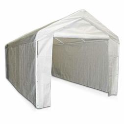 20' x 6' Caravan Canopy Side Wall Kit for Domain Carport