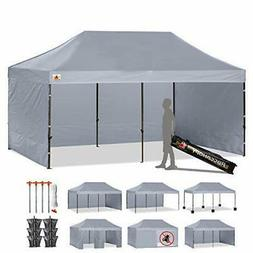 ABCCANOPY 23+ Colors Deluxe 10x20 Pop up Canopy Tent Commerc