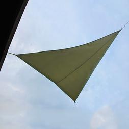 3/4/6m <font><b>Waterproof</b></font> Sun Shade Sail Patio O