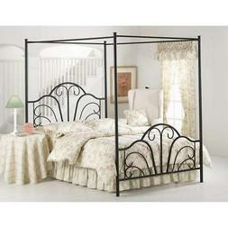 Hillsdale Furniture 348BFPR Hillsdale Dover Full Canopy Bed,