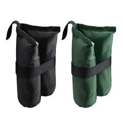 4 Pcs Weight Sand Bag w/ Grommet for Outdoor Pop Up Canopy T