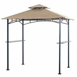 ABCCANOPY 8' X 5' Grill Shelter Replacement Canopy roof for