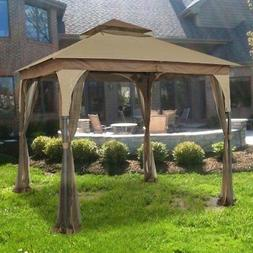 Garden Winds 8 x 8 Outdoor Patio Gazebo Replacement Canopy -
