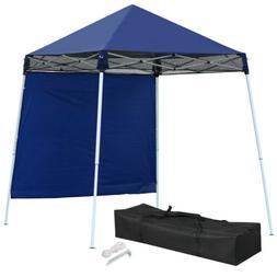 8' x 8' Pop Up Canopy Party Wedding Tent Outdoor Folding Gaz